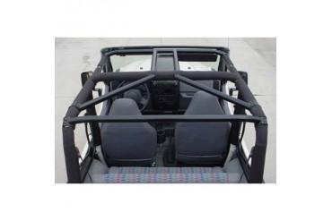 Rock Hard 4x4 Parts Ultimate Rear Sports Cage  RH1005-A Roll Cages & Roll Bars