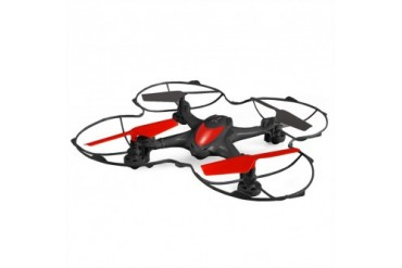WonderTech W304R Nebula 2.4 GHZ 6 Axis Gyro Drone with HD Camera - Black