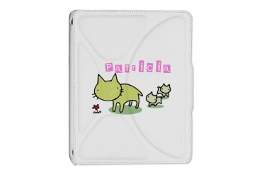 Patricia Cute iPad 2 Cover by CafePress