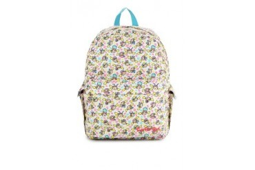 Surfer Girl From Summerland Hug Backpack