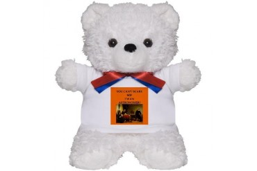 60.png Funny Teddy Bear by CafePress