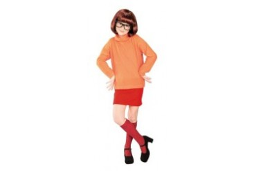 Velma From Scooby Doo Kids Halloween Costume