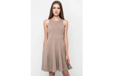 Urban Twist Ballerina Cut Dress