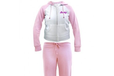Bubby Family Women's Tracksuit by CafePress