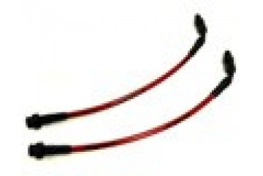 Agency Power Rear Steel Braided Brake Line Conversion 240SX to 300zx
