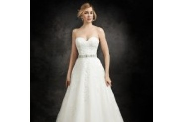 Ella Rosa Wedding Dresses - Style BE248