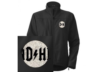 ADHD2.png Humor Women's Performance Jacket by CafePress