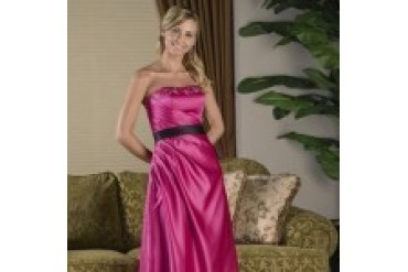 "Jacquelin Exclusive ""In Stock"" Bridesmaid Dress 6861"