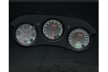 Powerhouse Racing Gauge Cluster for Left Hand Drive Toyota Supra 93-02