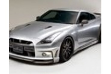 Wald International Black Bison Complete Body Kit Nissan Skyline R35 GT-R 09-12