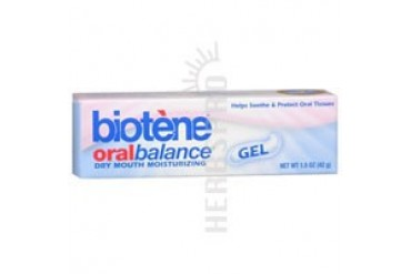 Oral Balance Dry Mouth Moisturizing Gel 1.5 Oz