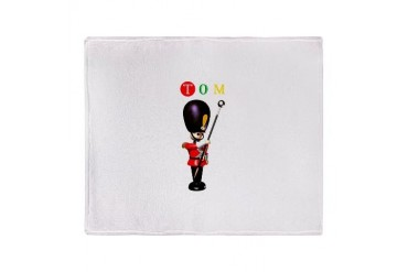 Tom Stadium Blanket Marching band Throw Blanket by CafePress