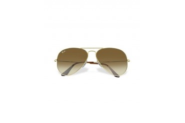 Aviator - Large Metal Sunglasses