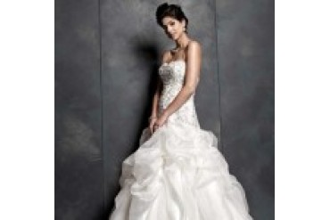 Kenneth Winston Wedding Dresses - Style 1556