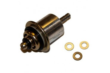 Hesco Adjustable Fuel Pressure Regulator HES9195FR Fuel Pressure Regulator