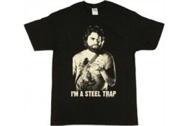 Hangover Alan Garner Steel Trap T-Shirt