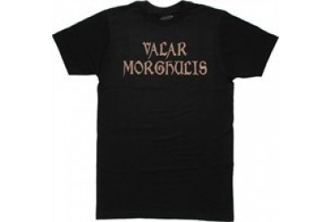 Game of Thrones Valar Morghulis T-Shirt Sheer