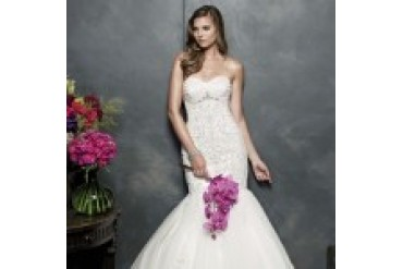 Kenneth Winston Wedding Dresses - Style 1535