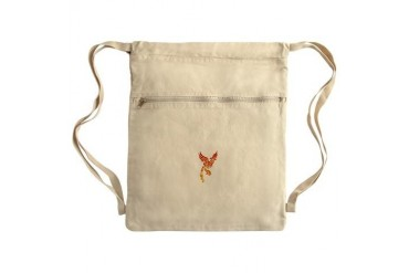 phonix Sack Pack Bird Cinch Sack by CafePress