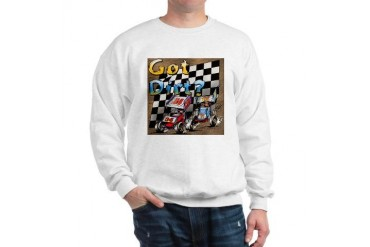 Got Dirt? Sports Sweatshirt by CafePress