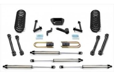 Fabtech 6 Inch Performance System w/Dirt Logic Shocks K3033DB Complete Suspension Systems and Lift Kits