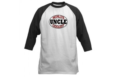 UNCLE Humor Baseball Jersey by CafePress