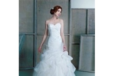 Ella Rosa Wedding Dresses - Style BE171