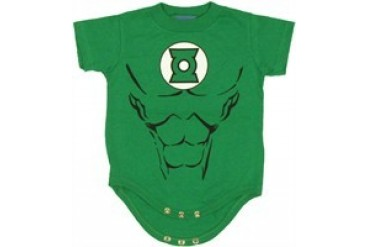 DC Comics Green Lantern Costume Snap Suit Snap Suit