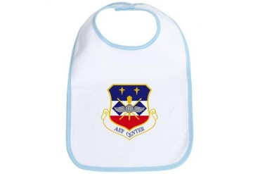 AEFC shield Air force Bib by CafePress