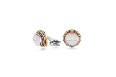 Layered Stripe Cufflinks