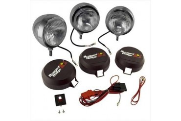 Rugged Ridge HID Off Road Lighting 15206.62 Offroad Racing, Fog & Driving Lights