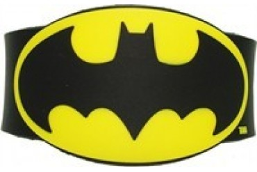 DC Comics Batman Logo Rubber Wristband