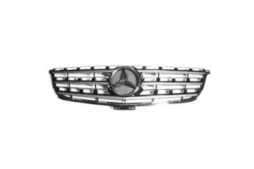 Revozport Carbon Front Grill Style 1 Mercedes-Benz ML-Class 12-13