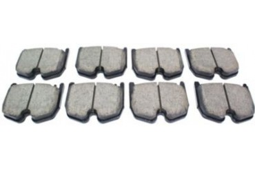 2003-2006 Mercedes Benz SL55 AMG Brake Pad Set Akebono Mercedes Benz Brake Pad Set EUR983 03 04 05 06