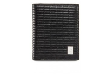 Polo Textured Leather Wallet