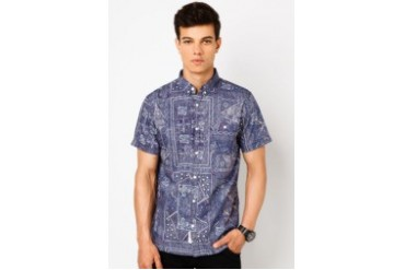 Gypsy Paisley Shirt