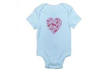 Love Cycle Infant Bodysuit