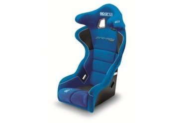 Sparco Blue Pro-ADV Competition Racing Seat