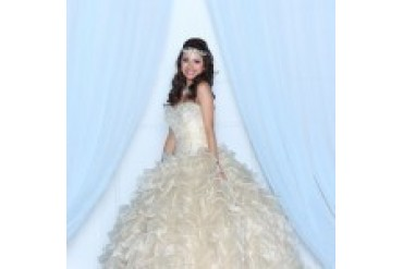"Q by Da Vinci ""In Stock"" Quinceanera Dress - Style 80192"