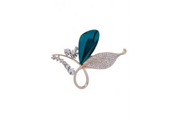 eslystyle.com Magical Leafy Brooch