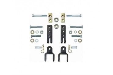 Currie Tow Bar Mounting Kit CE-9033TJ Tow Bar Mounting Hardware
