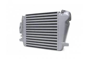 Perrin Performance Silver Top Mount Intercooler Subaru Forester XT 09-14