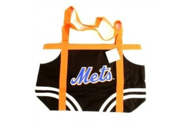 New York Mets MLB Canvas Tote Bag