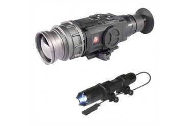 Thor Thermal Weapon Sights With Free Javelin Flashlight - Thor320-4.5x 320x240 60hz W/ Flashlight