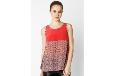 Surfer Girl Apparel Lamia Blouse Sleeveless