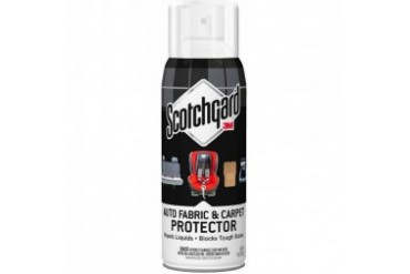 Scotchguard Auto Fabric amp Carpet Protector