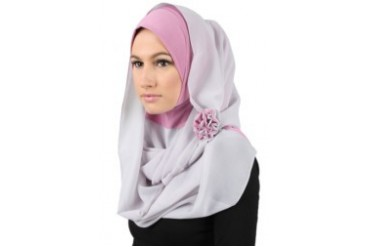 ARTKEA Instant Hijab with Brooch