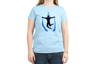 welhung no words Dance Women's Light T-Shirt by CafePress