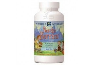 Nordic Berries Multivitamin 200 Gummies