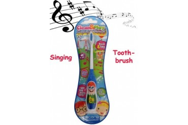 Clean And Play - Singing Toothbrush